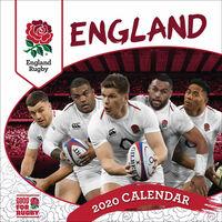 England Rugby Official 2020 Calendar