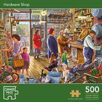 Hardware Shop 500 Piece Jigsaw Puzzle