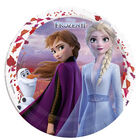 Disney Frozen 2 Paper Plates - 8 Pack image number 1