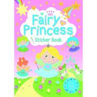 Fairy Princess Sticker Book