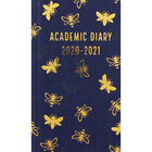 Slim Bees Week to View 2020-21 Academic Diary image number 1