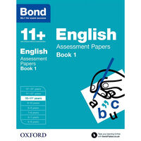 Bond 11+ English Assessment Papers