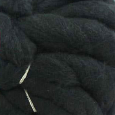 Loopy Lou Super Chunky Black Yarn - 250g image number 2