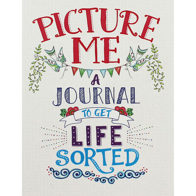 Picture Me: A Journal to get Life Sorted image number 1