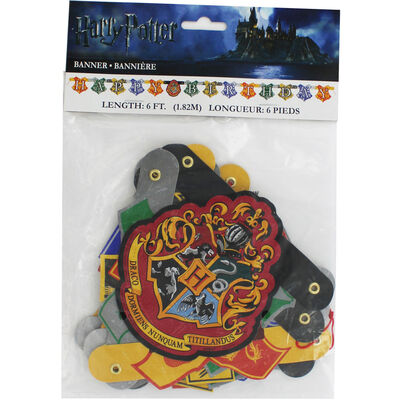 Harry Potter Happy Birthday Letter Banner image number 1