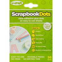 Scrapbook Adhesive Dots