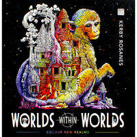 Worlds Within Worlds Colouring Book