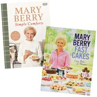 Mary Berry Baking 2 Book Bundle