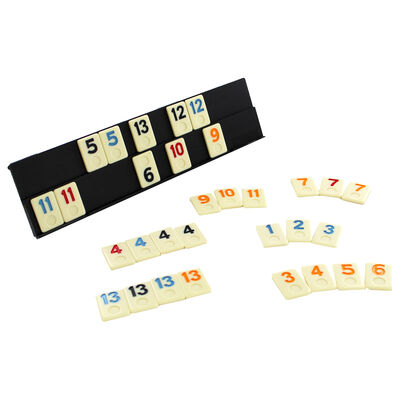 Deluxe Tile Edition Rummy Game image number 3