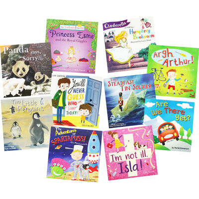 Fun Bedtime Tales: 10 Kids Picture Books Bundle image number 1