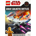 LEGO Star Wars: Great Galactic Battles Sticker Book image number 1
