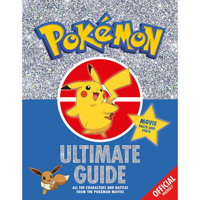 The Official Pokémon Ultimate Guide image number 1