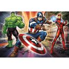 Marvel In the World of Avengers 24 Piece Maxi Jigsaw Puzzle image number 2