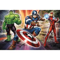 Marvel In the World of Avengers 24 Piece Maxi Jigsaw Puzzle