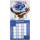 Beautiful Blooms 2022 Square Calendar and Diary Set image number 2