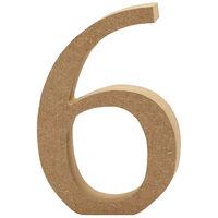 MDF Number: 6