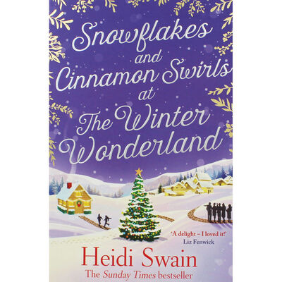 Snowflakes and Cinnamon Swirls at The Winter Wonderland image number 1
