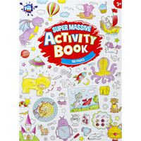 Super Massive Activity Book