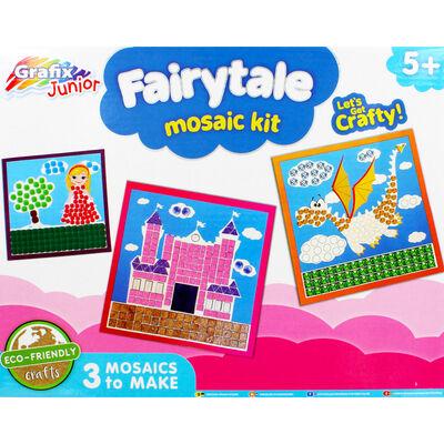 Fairytale Mosaic Craft Kit image number 2