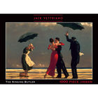 1000 Piece Jack Vettriano - The Singing Butler Jigsaw Puzzle image number 1