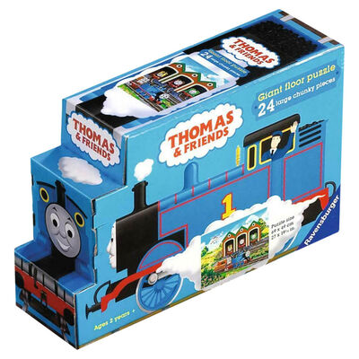 Thomas & Friends 24 Piece Giant Floor Jigsaw Puzzle image number 1
