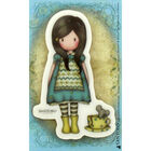 Santoro Rubber Stamp - Number 27 The Little Friend image number 2