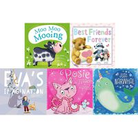 Our Favourite Stories: 10 Kids Picture Books Bundle