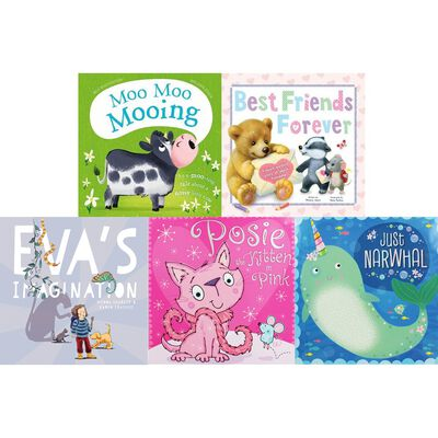 Our Favourite Stories: 10 Kids Picture Books Bundle image number 2