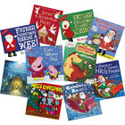 Christmas-Time Friends: 10 Kids Picture Books Bundle image number 1