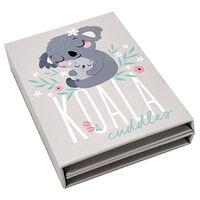 Koala Cuddles Foldable Sticky Notes