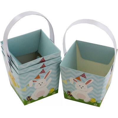 Easter Treat Boxes - 4 Pack image number 2