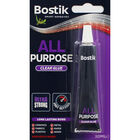 Bostik All Purpose Clear Glue image number 1