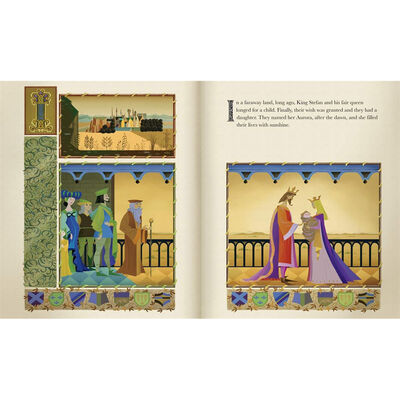 Disney Princess Sleeping Beauty: Storytime Collection image number 2