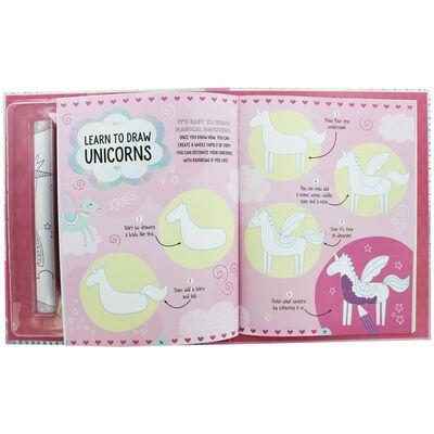 Magical Unicorn Activity Kit image number 3