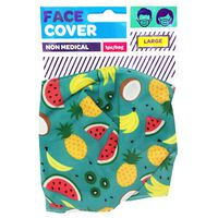 Tropical Reusable Face Covering