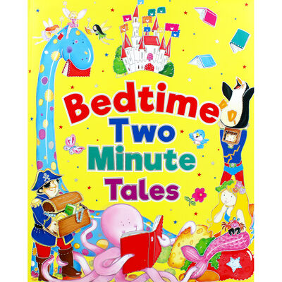 Bedtime Two Minute Tales image number 1