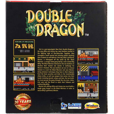 Double Dragon Plug N Play image number 4