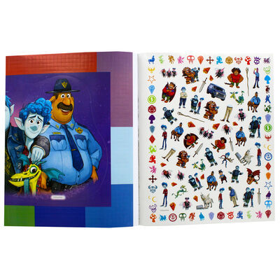 Disney Onward 1001 Stickers image number 2