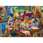 Kittens in the Kitchen 500 Piece Jigsaw Puzzle image number 2