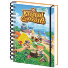 A5 Animal Crossing New Horizons 3D Notebook image number 1