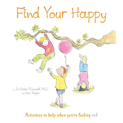 Find Your Happy Activity Book image number 1