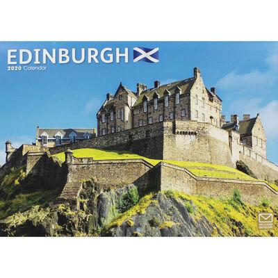 Edinburgh A4 Calendar 2020 image number 1