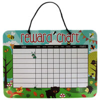 Wipe-Off Reward Chart