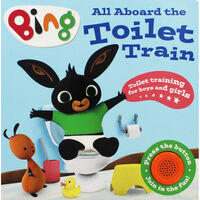 Bing: All Aboard The Toilet