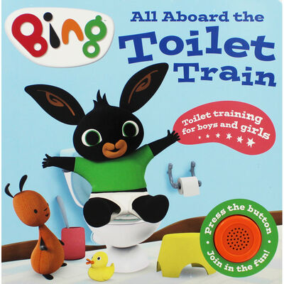 All Aboard the Toilet Train! image number 1