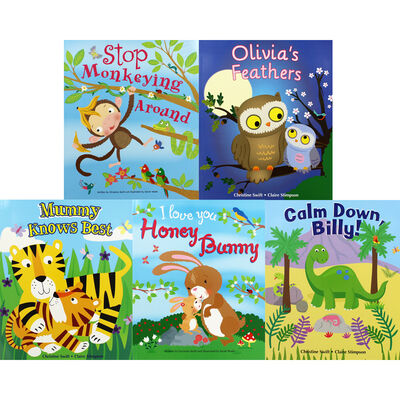 Exciting Stories: 10 Kids Picture Books Bundle image number 3