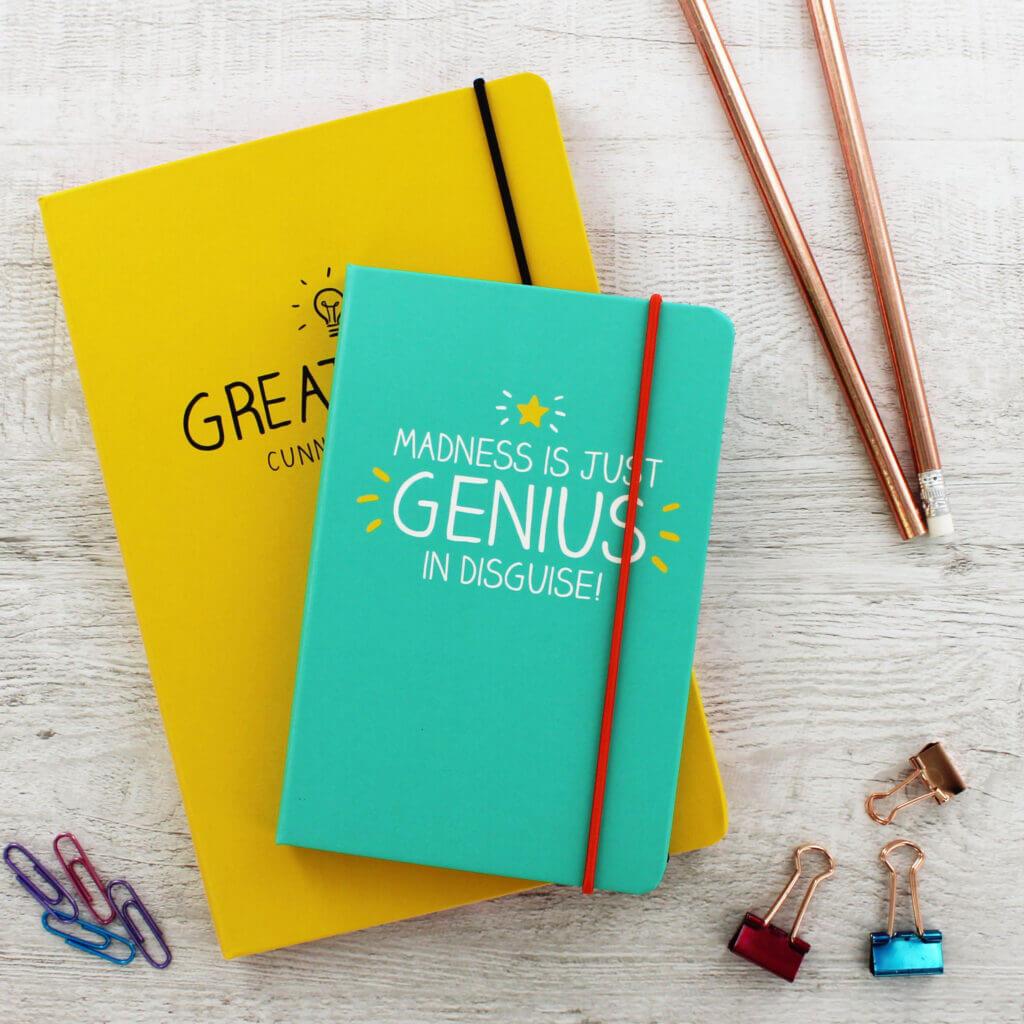 reward yourself notebooks