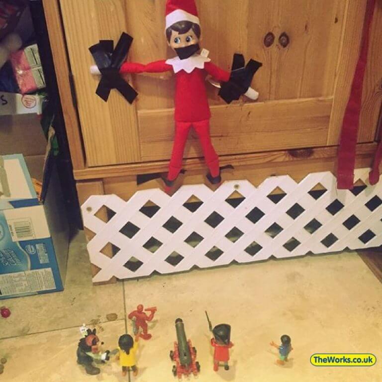 elf hostage