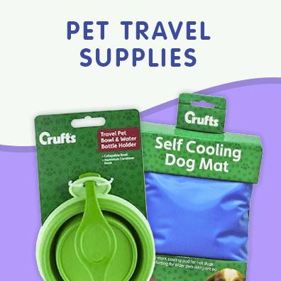 Pet Travel Supplies