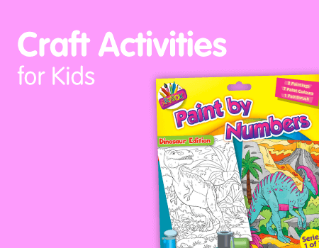 Crafts Activities for Kids